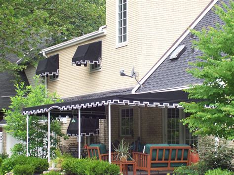 Stationary Awning by Residential Gallery