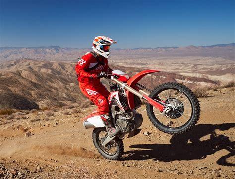 2019 Honda Dirt Bikes by 2019 Honda Crf450x Ride Dirt Bike Magazine