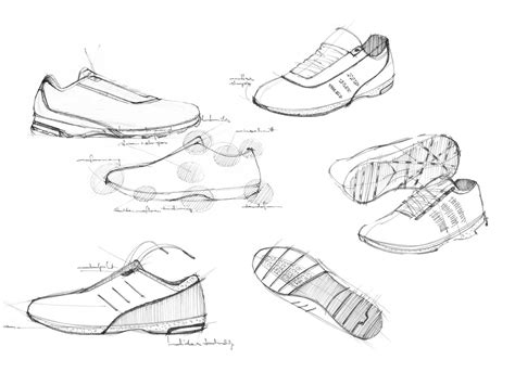 athletic shoe design sport shoes design sketch style guru fashion glitz