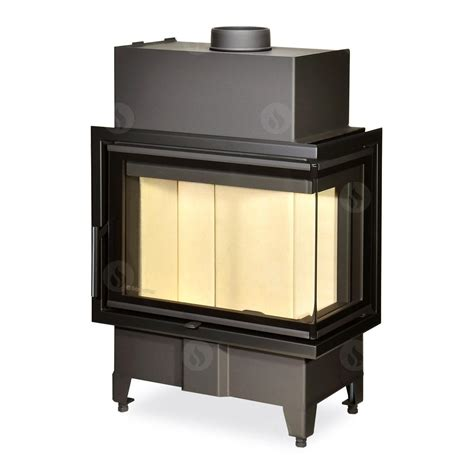L And R Fireplace by Romotop Heat R L 2g S 60 44 33 13 Corner Fireplace