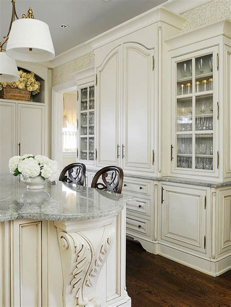 french style kitchen cabinets kitchens with furniture style cabinets