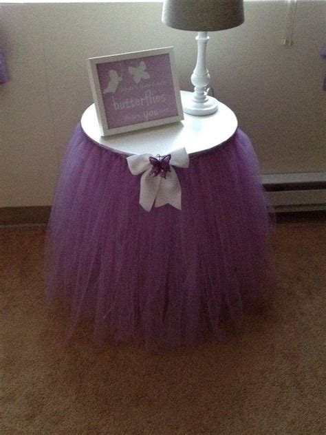 Diy Adorable Bed Skirt Tutu by Best 25 Tutu Table Ideas On Tutu Table Skirts