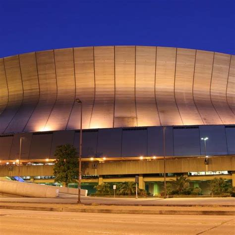 mercedes new orleans explore mercedes superdome one of the best