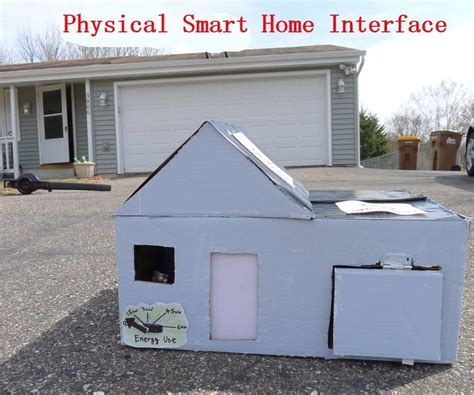 physical home automation interface 8 steps with pictures