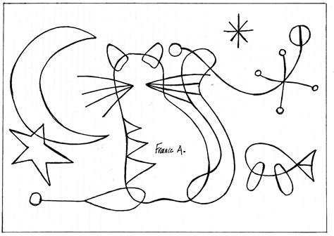 coloring book miro colouring 3791370391 free coloring pages of joan miro