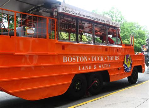 are boston duck boats safe tips for going on boston duck tours