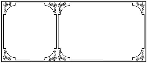 wallpaper bingkai hitam putih pics for gt bingkai undangan tahlil hitam putih