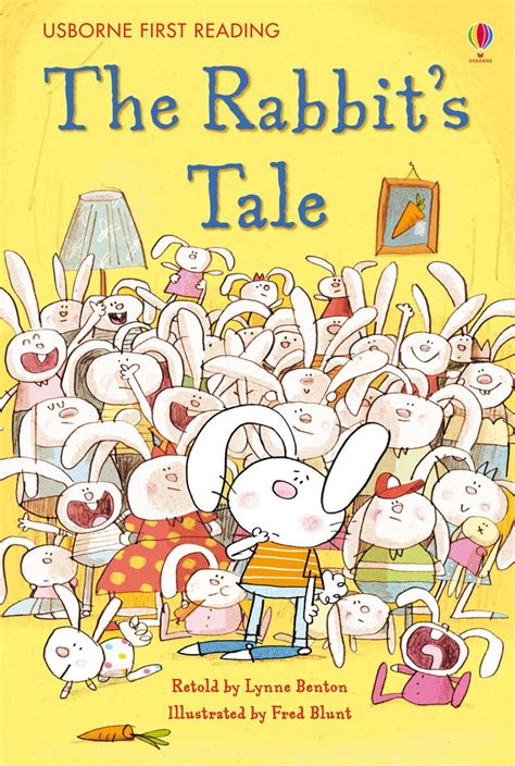 Books Bunny A Model Tale by The Rabbit S Tale At Usborne Children S Books