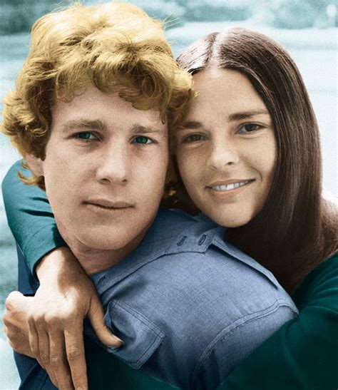 film love c love story photo ali mcgraw arthur hiller ryan o neal