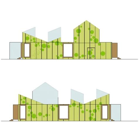 design pattern facade exles bubbles modular kindergarten