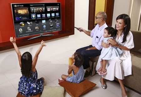 Tv Led Okt samsung smart tv the next level in family entertainment hardwarezone ph