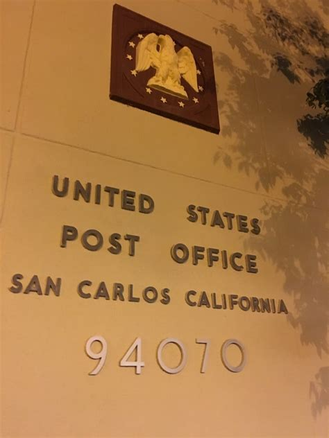 San Carlos Post Office Hours by Us Post Office Post Offices 809 Laurel St San Carlos