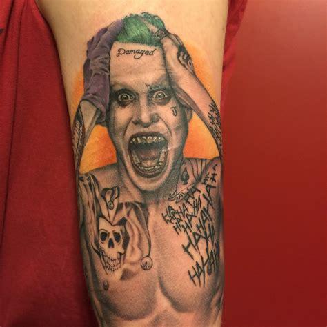 joker tattoo movie suicide squad joker tattoo by maitrisx on deviantart