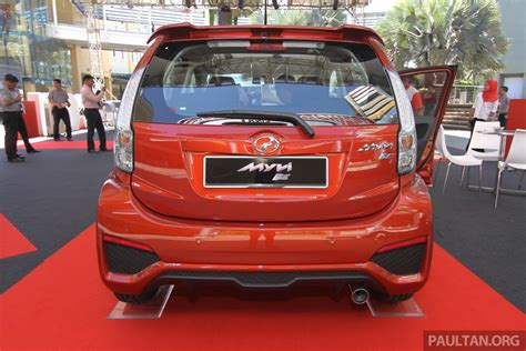 Interior Colour Of Home 2015 perodua myvi facelift launched more standard