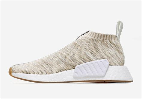 Kith X Adidas Nmd City Shock 2 Grey kith adidas nmd cs2 detailed look sneakernews