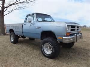 1986 dodge ram 250 2500 power wagon charger 1987 1988 1989