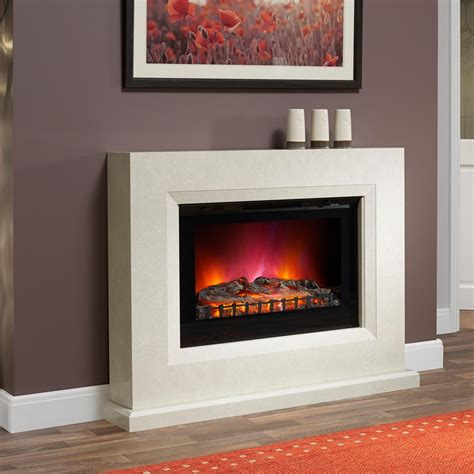 Electric Fireplace Suite Modern Style Elgin Albany 45 Quot Electric Fireplace Suite Prices