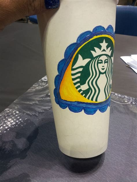 doodle starbucks mug starbucks starbucks starbucks sharpie on cups