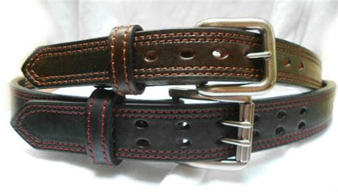Handcrafted Belts - custom handcrafted gun belts zach s gun belts