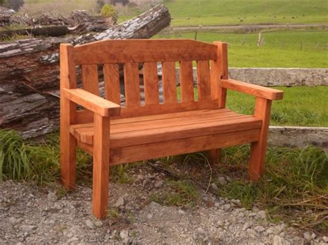 rustic park bench featured products river rustics