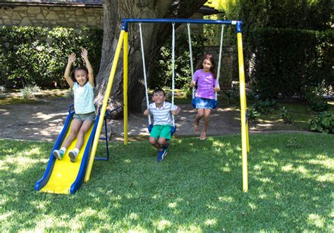 walmart outdoor swing set hot up to 40 off outdoor toys free pickup swing set