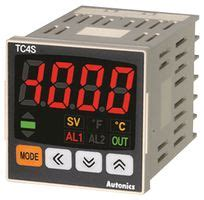 Autonics Temperature Tz4l 14r tc4s 14r autonics temperature controller 4 digit 100vac to 240vac newark element14