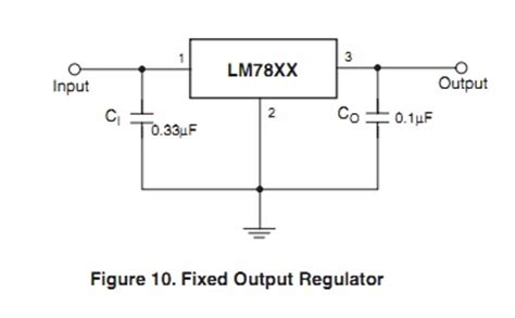 power supply capacitor value voltage regulator from power supply capacitor values physics forums the fusion of science
