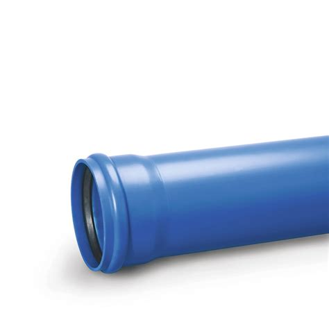 Blue Plumbing Pipe by Awadukt Pvc Sn8 Blue Heavy Duty Sewer Pipe System