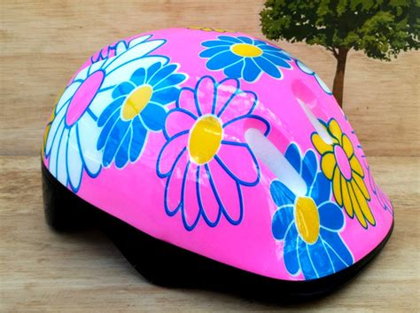 Helm Sepeda Anak Aerogo Pink sepatu roda anak karakter