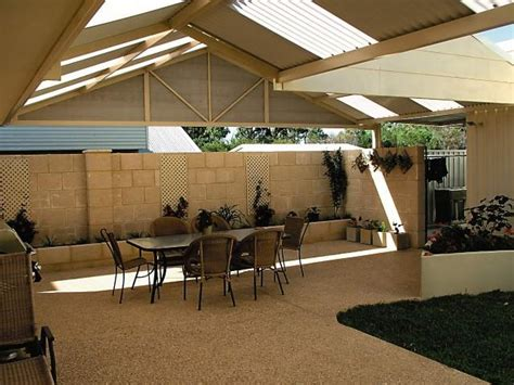 patios inspiration outdoor world albany australia