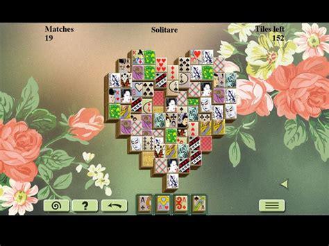 Gamis Big Flower flowers mahjong free version casualgameguides