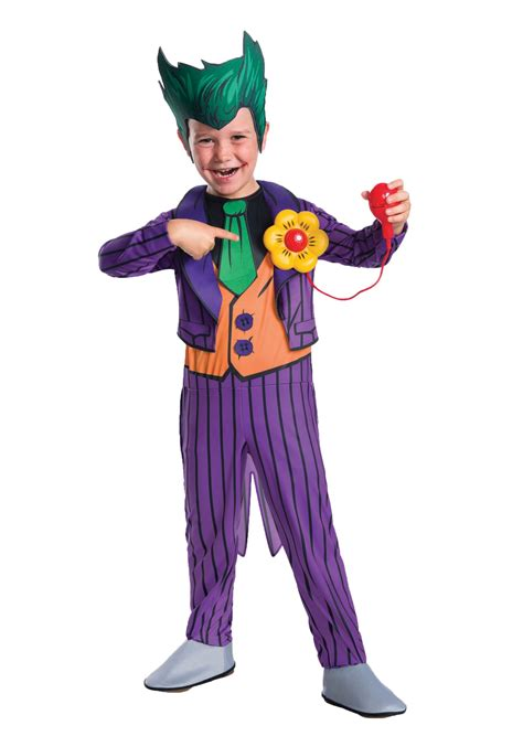 joker costume deluxe toddler joker costume