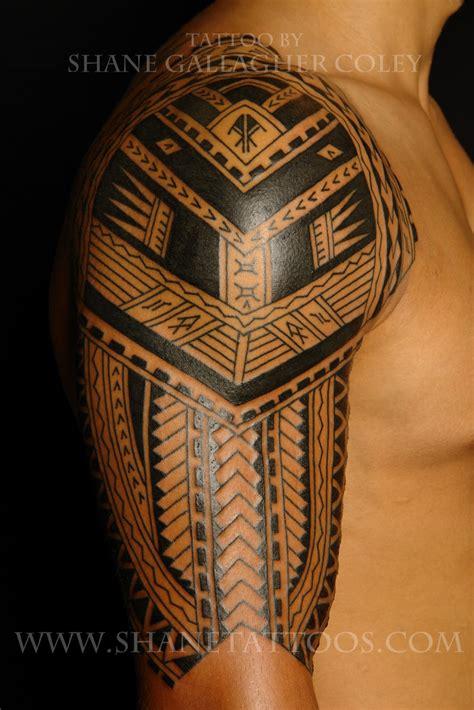 samoan tattoo sleeve maori polynesian polynesian sleeve