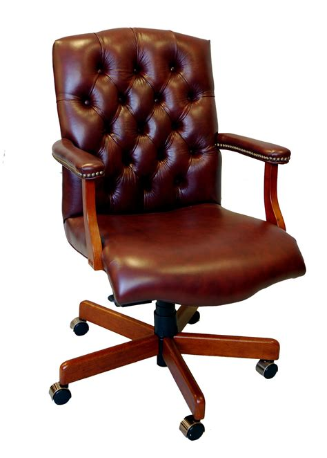 Brown Leather Computer Chair Design Ideas Best Executive Leather Office Chairs Images On Pinterest Model 63 Executive Leather Chair