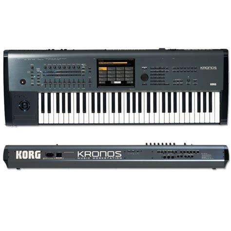 Korg Kronos 2 61 Murah Di Bandung fuori prod korg kronos 61 tra cui kronos x aggiornare e senza custodia rigida a gear4music