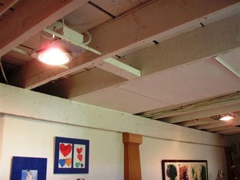lighting raised ceiling basement ideas pinterest basement ceiling ideas and diy steps for refinishing