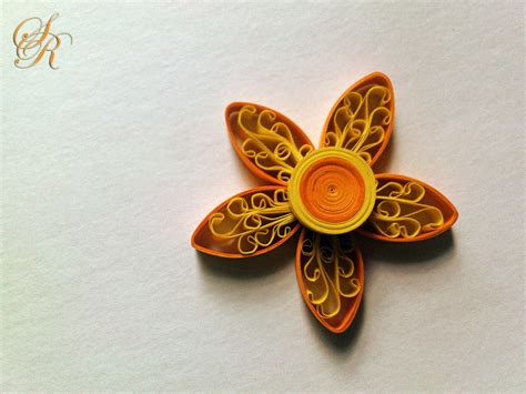 quilling easy tutorial simple rhyme special entry tutorial sr s royal flower