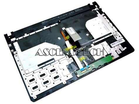 Asus Notebook Q400a Bhi7n03 asus q400a bhi7n03 q400a asus 13gn8e2am011 1 palmrest assembly