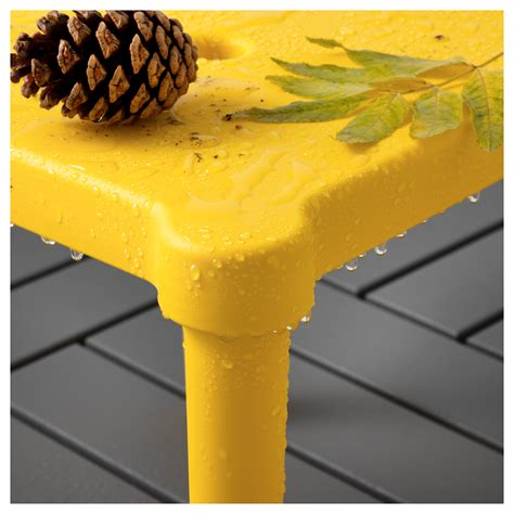 Yellow Stool In Toddlers by Utter Children S Stool In Outdoor Yellow