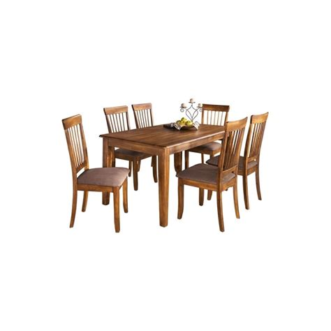 berringer rectangular table dining set eaton hometowne