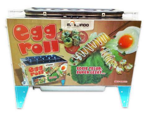 Mesin Egg Roll mesin pembuat egg roll gas toko mesin maksindo toko