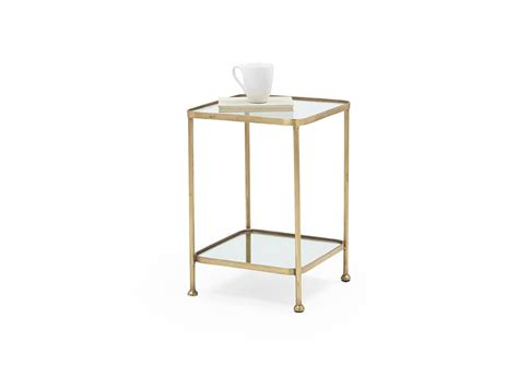 brass side table brass side table brass and glass side table loaf