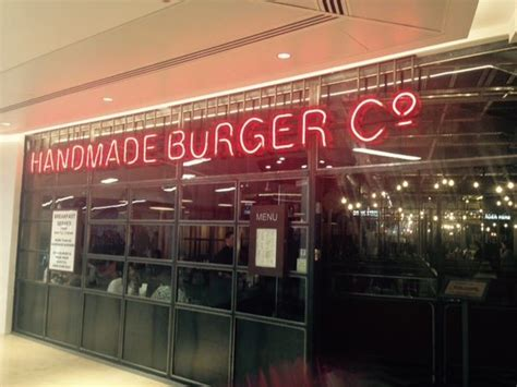 Handmade Burger Company Birmingham - birmingham restaurant chain handmade burger company goes