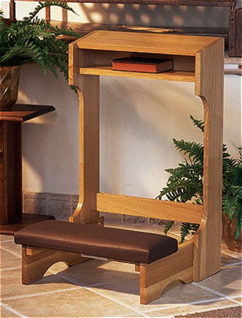 prayer bench plans free prayer kneeler prayer bench prie dieu prayer desk