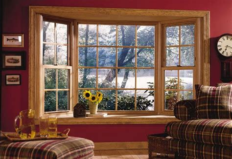 Windows On The Bay Decor Bay Window For Front Living Room Alison