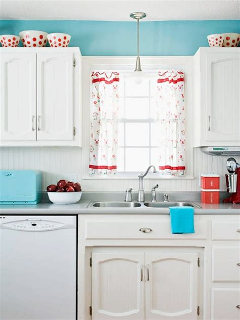 Red And Blue Kitchen | red and blue kitchen cute diy pinterest