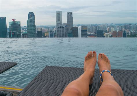 residue at infinity how i snuck into the marina bay sands infinity pool