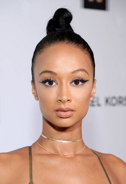 draya michele real hair length draya michele hair knot hair lookbook stylebistro