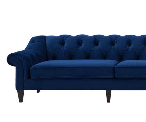 alexandra upholstered sectional sofa alexandra tufted right sectional sofa navy blue