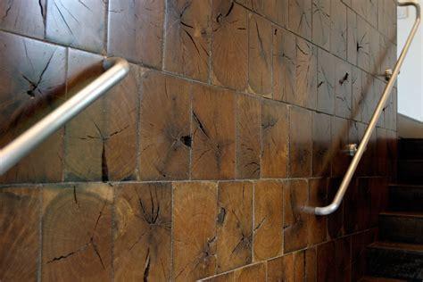 Longleaf Lumber   Reclaimed Live Oak End Grain Tiles
